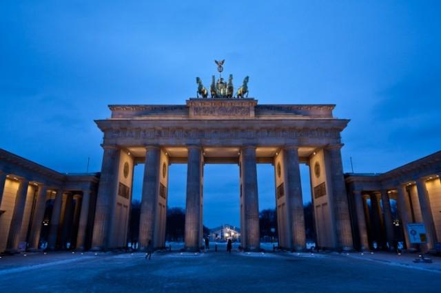 Berlin - Brandenberg Gate