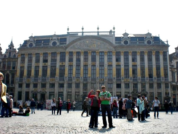 Brussels Center 1