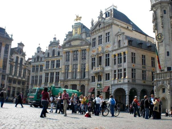 Brussels Center 2