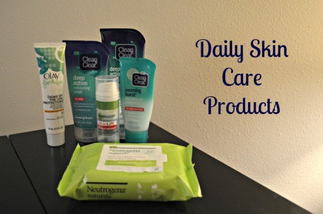Daily Skin Care Products