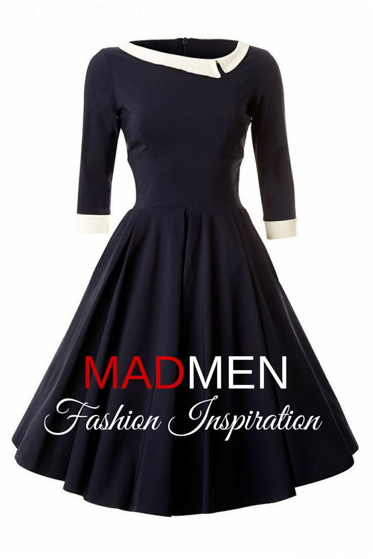 Mad Men Outfits That Inspire Me To Return to the 60\'s |