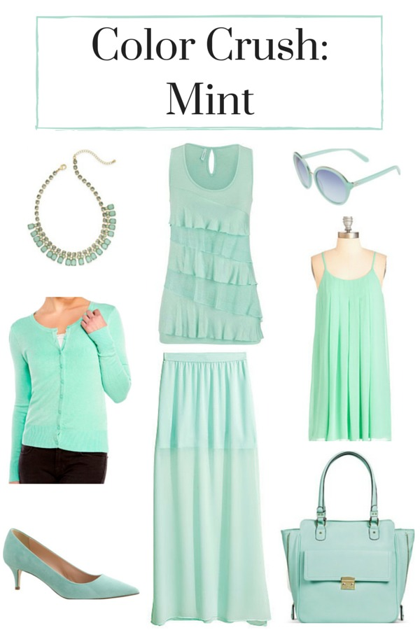 Color Crush- Mint