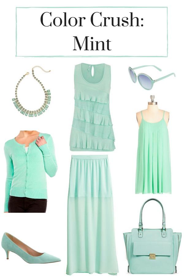 Color Crush- Mint