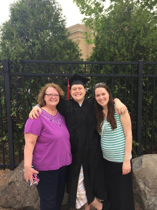 Weekend Recap Graduation 1