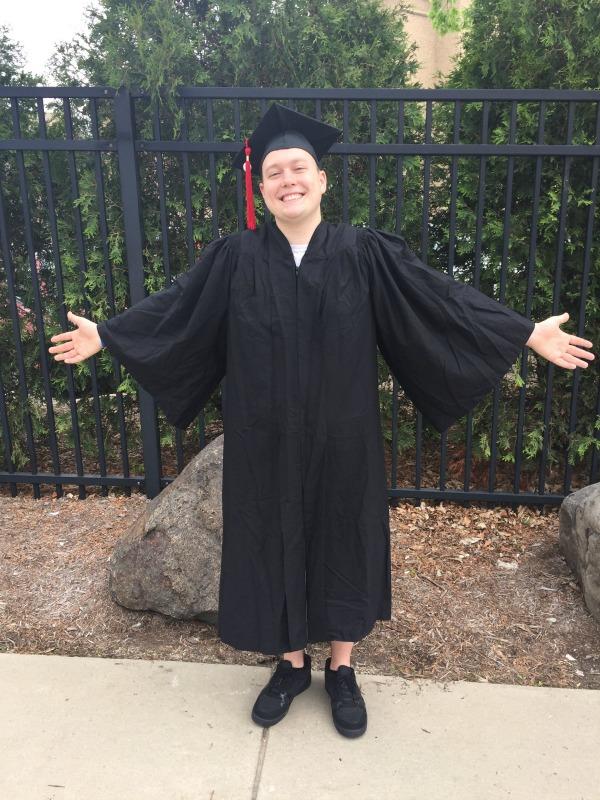 Weekend Recap Graduation 2
