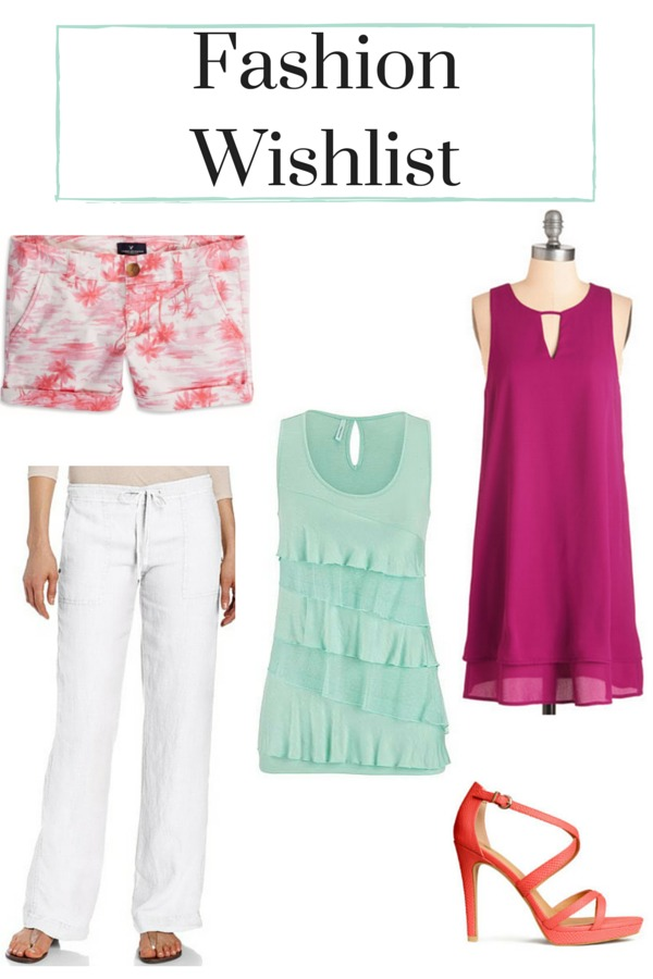 Fashion Wishlist